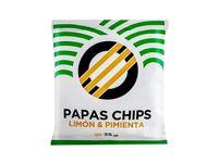 Papas Limón Pimienta 35 gr