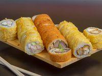 Promo - Rolls tempura-panko (30 piezas)