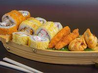 Colación tempura (16 piezas)