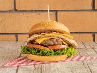 Burger On Burger