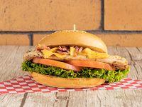 Burger Filete de Pollo