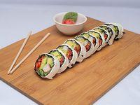 Roll de camarón sin arroz (10 piezas)