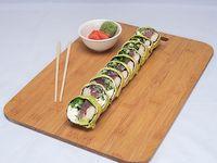 Maguro roll sin arroz (10 piezas)