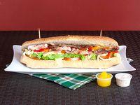 Sándwich Súper Mega Tive's