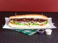 Sándwich Tive's BBQ