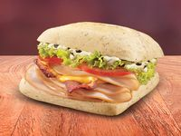 Sándwich de Pernil de Cerdo