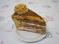 Torta amor (porción)