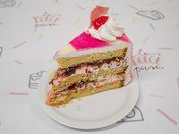 Torta charlotte (porción)
