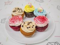 Cupcake (6 unidades)