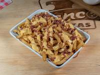 Papas cheese and bacon familiar (600 g)