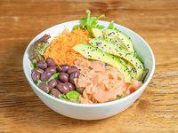 Tosto bowls - 1 proteina + 1 base + 3 acompañamientos + 1 aderezo