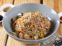 Al wok (armalo a tu gusto)