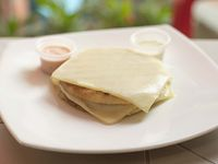 Arepa Doble Queso