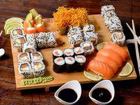 Tabla de salmón (40 piezas)