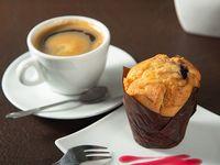 Muffins + Café simple o te