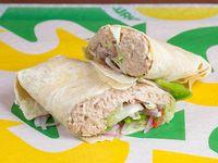 Wrap o Burrito de Atún