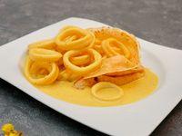 Calamares al Curry