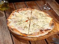 Pizzeta clásica con muzzarella