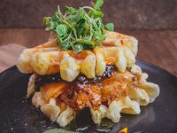 Waffle 5ta Avenida