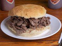 25% OFF  Sándwich de Churrasco Tamaño Chico