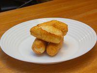 Tequeños de queso y jamón