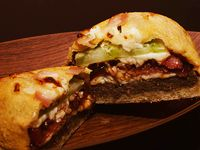 Burguer Pizza Costillas BBQ