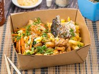 Bang Chicken and Shrimp Fries