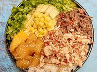 Poke Aloha Mixto