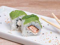 Sake grill roll (10 piezas)