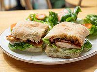 Sándwich de Pollo a la Parrilla