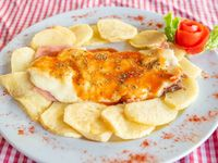 Menú - Arroz con pollo