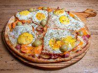 Pizza especial americana