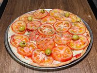 5- Pizza napolitana