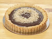 Tartaleta de Chocolate y Nueces
