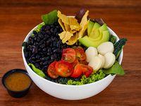 Mex vegan salad
