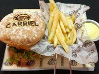 Hamburguesa Carrielita