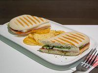 Sándwich Don Raffé