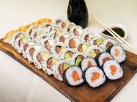 Combo - 40 piezas de salmón
