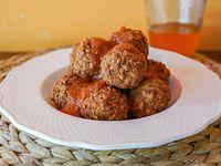 Albóndigas de soja con salsa de tomate 250grs