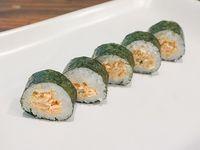 Sake nira roll (5 unidades)
