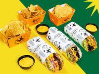Burrito Promo Tremendo PA'3