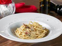 Spaghettis alla carbonara