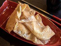 Wantán frito (4 unidades)