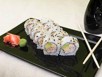 Sake roll × 10 piezas