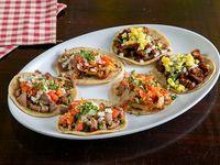 Bandeja de tacos