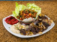 Shawarma especial al plato