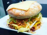 2x1 Hamburguesa Santburgers