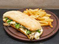 Sándwich champignetto