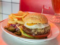 Trixie burger