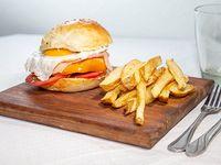 Promo Burger 1 - 2 hamburguesas Carioca